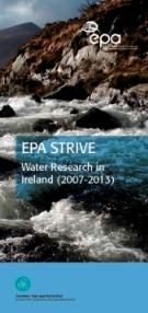 EPA Research Water Research in Ireland 2007-2013 thumbnail